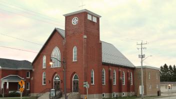 Saint-Peter church FSSPX new-hamburg
