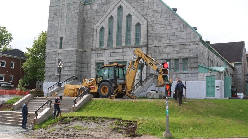 Sherbrooke - Eglise Sainte Jeanne d'Arc - FSSPX - 2019
