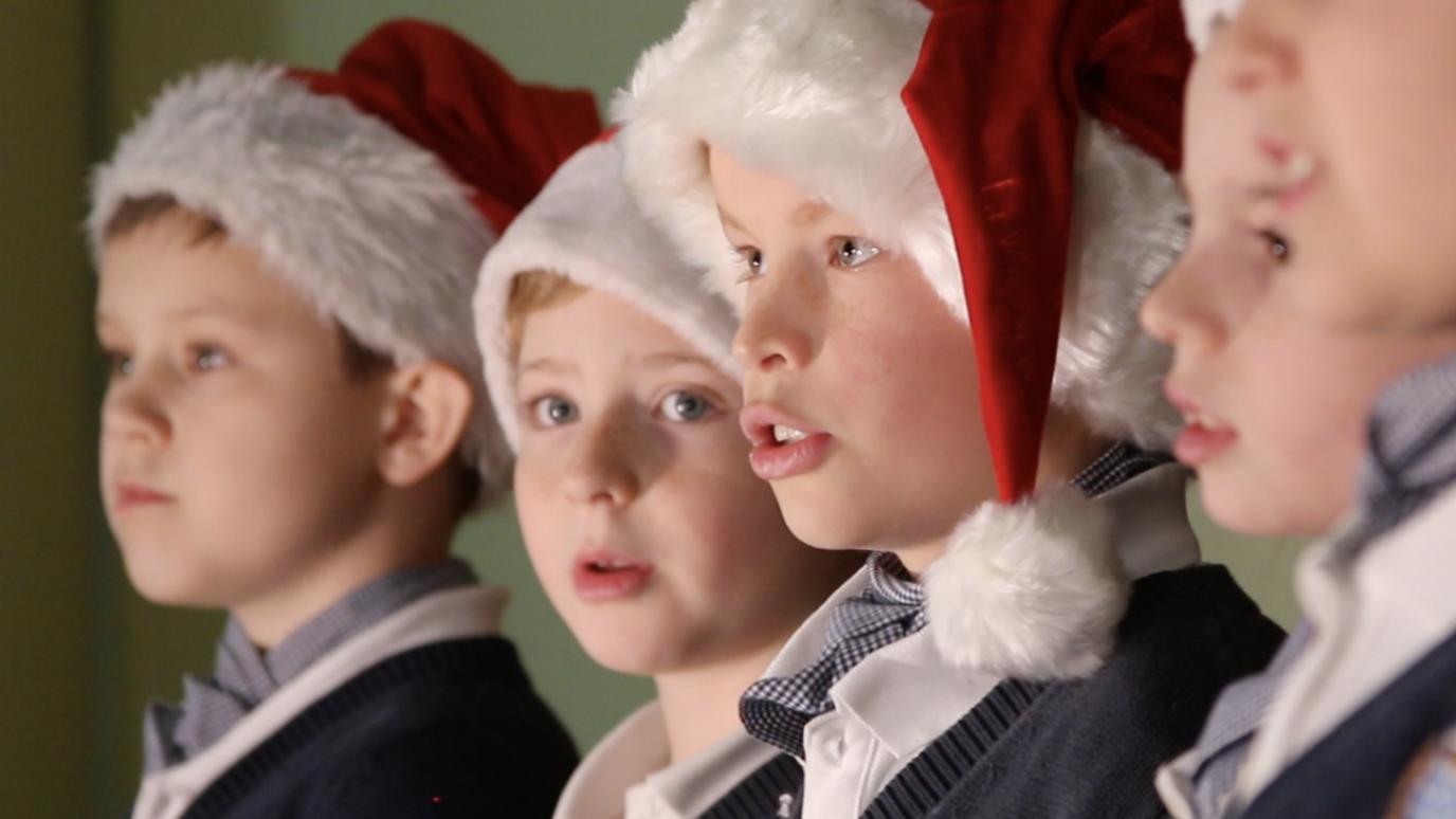 Concert de Noël de l'école Sainte-Famille 2020